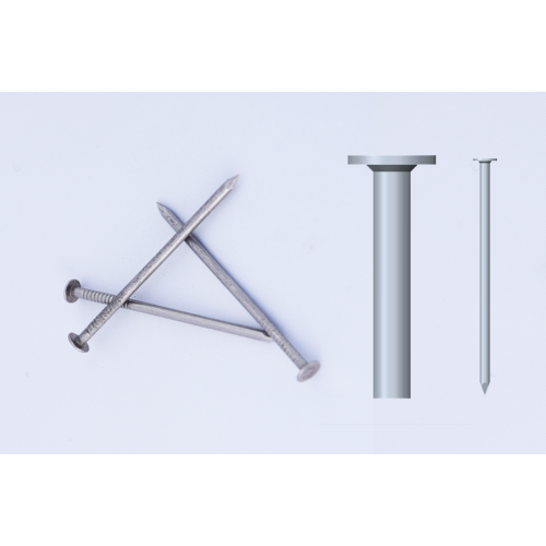 Pointe Inox A2 (304L) 1,5 X 14 mm  tête plate lisse  1kg